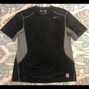 Gently used Nike Pro Combat Fitted Large Shirt